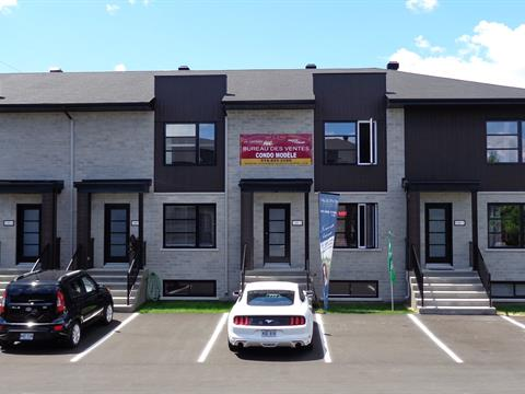 Townhouse for sale in Les Coteaux, Montérégie, 166, Rue  Marcel-Dostie, apt. 3, 15063238 - Centris