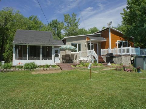 Maison à vendre à Hérouxville, Mauricie, 3011A - 3011B, Chemin du Tour-du-Lac, 25780615 - Centris