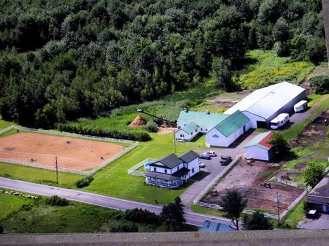 Hobby farm for sale in Saint-Urbain-Premier, Montérégie, 306, Rang  Double, 13101124 - Centris