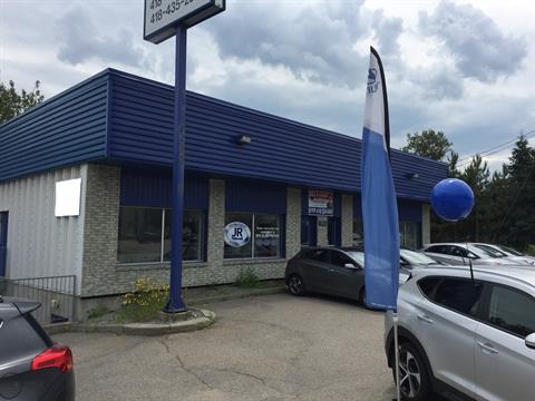 Local commercial à louer à Baie-Saint-Paul, Capitale-Nationale, 954, boulevard  Monseigneur-De Laval, 27151329 - Centris