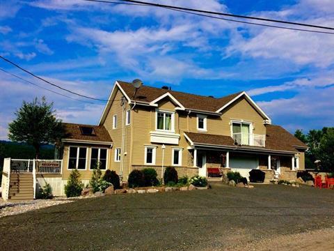 Maison à vendre à Lamarche, Saguenay/Lac-Saint-Jean, 2585 - 2587, Chemin  Lachance, 20731966 - Centris