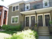 Condo à vendre à Côte-des-Neiges/Notre-Dame-de-Grâce (Montréal), Montréal (Île), 4582, Avenue de Kensington, 24412769 - Centris