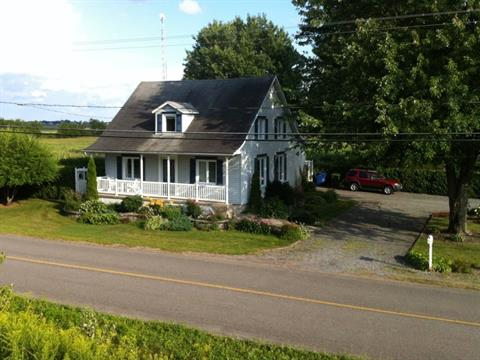 Hobby farm for sale in Maskinongé, Mauricie, 180, Route du Pied-de-la-Côte, 17150244 - Centris