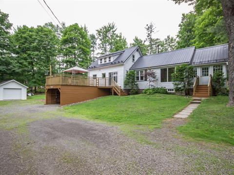 Hobby farm for sale in Gore, Laurentides, 5A, Chemin  McDonald, 17157417 - Centris