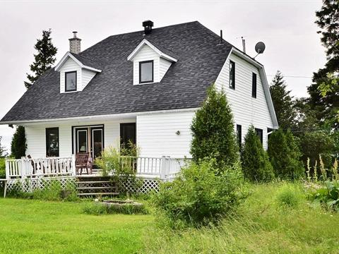 Hobby farm for sale in Canton Tremblay (Saguenay), Saguenay/Lac-Saint-Jean, 601, Route  Villeneuve, 22007158 - Centris