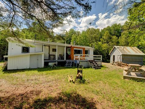 Mobile home for sale in La Trinité-des-Monts, Bas-Saint-Laurent, 161, Route  Principale Est, 27355684 - Centris