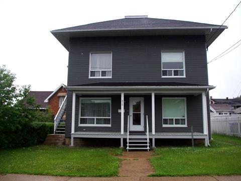 Duplex à vendre à La Tuque, Mauricie, 508 - 510, Rue  Saint-Joseph, 21005947 - Centris