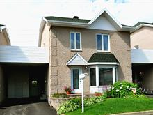 Townhouse for sale in Les Rivières (Québec), Capitale-Nationale, 1642, Rue de l'Islet, 11000022 - Centris