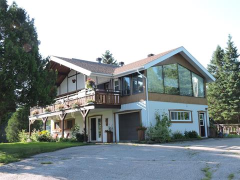 Hobby farm for sale in Lac-des-Écorces, Laurentides, 659, Chemin du Pont, 10952577 - Centris