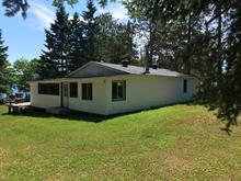 Maison à vendre à Gracefield, Outaouais, 244, Chemin de Blue Sea, 20749790 - Centris
