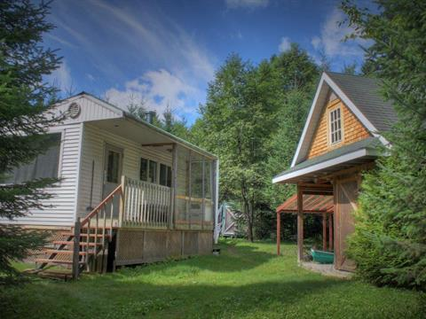 Mobile home for sale in Beaulac-Garthby, Chaudière-Appalaches, 5109, Chemin  Dumas, 28336040 - Centris