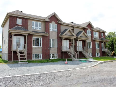Townhouse for sale in Saint-Amable, Montérégie, 465, Rue  Daigneault, 26645425 - Centris