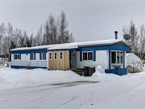 Maison mobile à vendre à Sainte-Françoise, Centre-du-Québec, 597, Rue  Aubé, 20517495 - Centris