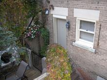 Townhouse for rent in Ville-Marie (Montréal), Montréal (Island), 1509, Avenue du Docteur-Penfield, 18992420 - Centris