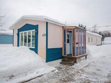 Mobile home for sale in La Haute-Saint-Charles (Québec), Capitale-Nationale, 1124, Rue des Mainates, 28380428 - Centris