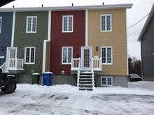 Townhouse for sale in Chicoutimi (Saguenay), Saguenay/Lac-Saint-Jean, 314, Rue  Talon, apt. 16, 14831229 - Centris