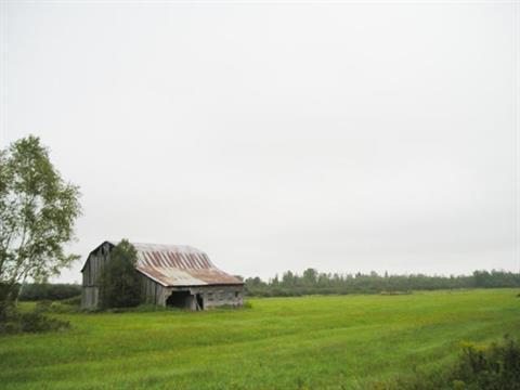 Land for sale in Saint-Honoré-de-Shenley, Chaudière-Appalaches, 659, 4e Rang Sud, 9074684 - Centris