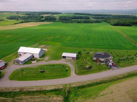 Hobby farm for sale in Saint-Michel-de-Bellechasse, Chaudière-Appalaches, 338, 3e Rang Est, 9166131 - Centris