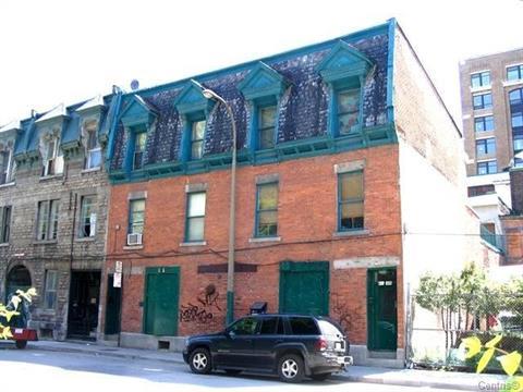 Condo à vendre à Ville-Marie (Montréal), Montréal (Île), 1618, Rue  Saint-Dominique, 11960077 - Centris