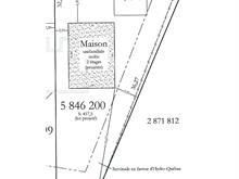 Terrain à vendre à Sainte-Foy/Sillery/Cap-Rouge (Québec), Capitale-Nationale, Chemin  Saint-Louis, 21328753 - Centris