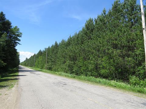 Terre à vendre à Charette, Mauricie, Rang  Saint-Joseph Nord, 9003980 - Centris