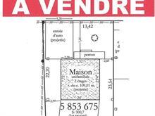 Terrain à vendre à Charlesbourg (Québec), Capitale-Nationale, boulevard  Louis-XIV, 23985993 - Centris