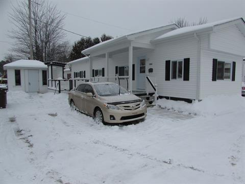 Mobile home for sale in Jacques-Cartier (Sherbrooke), Estrie, 2587 - 1, Rue  Raimbault, 16391683 - Centris