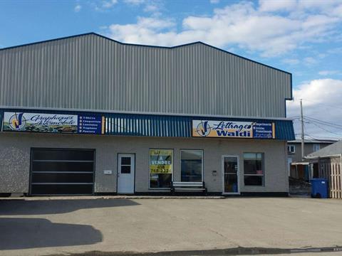 Bâtisse commerciale à vendre à Chibougamau, Nord-du-Québec, 841 - 845, 5e Rue, 24652271 - Centris