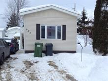 Mobile home for sale in Saint-Félicien, Saguenay/Lac-Saint-Jean, 923, Rue des Tulipes, 21819914 - Centris