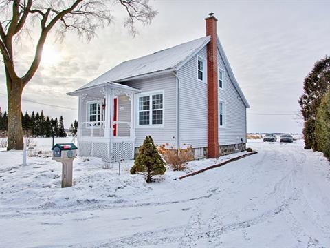 Fermette à vendre à Saint-Guillaume, Centre-du-Québec, 516, Rang  Saint-Prime, 18381262 - Centris