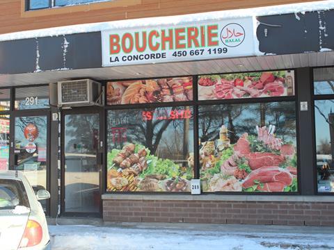Commerce à vendre à Pont-Viau (Laval), Laval, 289, boulevard de la Concorde Est, 10321325 - Centris