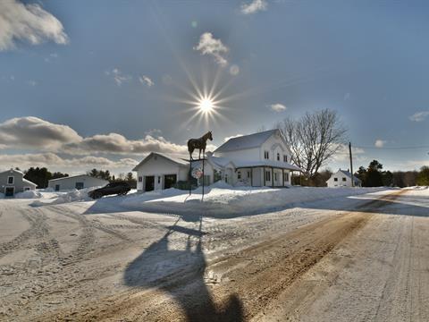 Hobby farm for sale in Notre-Dame-du-Mont-Carmel, Mauricie, 420, Rang  Saint-Félix, 25989805 - Centris