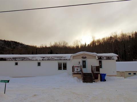 Maison mobile à vendre à Grande-Vallée, Gaspésie/Îles-de-la-Madeleine, 151, Route de la Rivière, 20548237 - Centris