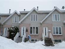 Townhouse for sale in Sainte-Rose (Laval), Laval, 2508A, Rue de l'Ombrette, apt. B, 10079683 - Centris