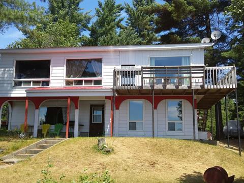House for sale in Grand-Remous, Outaouais, 23, Chemin du Lac-Fiske, 15659815 - Centris