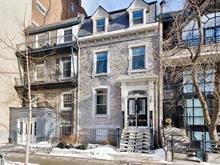 Triplex for sale in Ville-Marie (Montréal), Montréal (Island), 1237, Rue  Saint-Marc, 13842780 - Centris
