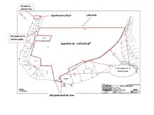 Lot for sale in Lac-Sergent, Capitale-Nationale, Chemin de la Montagne, 27883319 - Centris