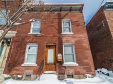 Maison à vendre à Le Sud-Ouest (Montréal), Montréal (Île), 121 - 123, Rue  De Courcelle, 27994182 - Centris