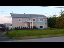 House for sale in Saint-Valérien, Bas-Saint-Laurent, 168, Route  Centrale, 24821620 - Centris