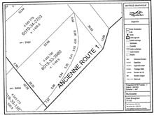 Lot for sale in East Broughton, Chaudière-Appalaches, Route  1.Ancienne, 19233710 - Centris