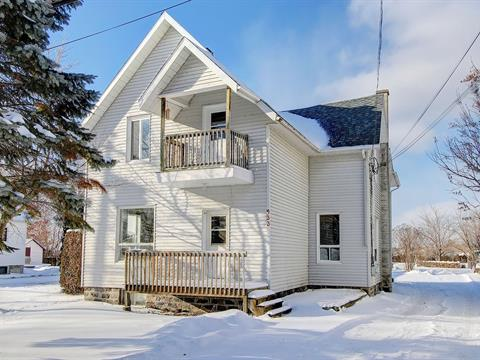 Duplex for sale in Champlain, Mauricie, 933 - 933A, Rue  Notre-Dame, 16434892 - Centris