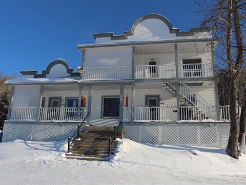 Triplex for sale in Saint-Félix-d'Otis, Saguenay/Lac-Saint-Jean, 493 - 497, Rue  Principale, 22147267 - Centris