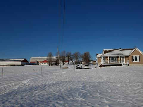Farm for sale in Saint-Patrice-de-Beaurivage, Chaudière-Appalaches, 113, Rang  Saint-Charles, 23807209 - Centris