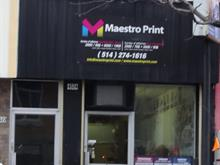 Local commercial à louer à Le Plateau-Mont-Royal (Montréal), Montréal (Île), 4524, Avenue du Parc, 23128430 - Centris