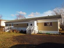 Mobile home for sale in Saint-Gabriel-de-Rimouski, Bas-Saint-Laurent, 387, Rue  Principale, 14836278 - Centris