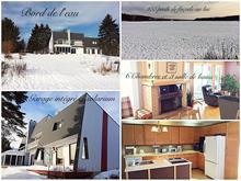 Maison à vendre à Lac-Etchemin, Chaudière-Appalaches, 527, Route du Sanctuaire, 27307216 - Centris