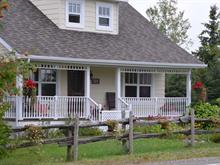 Hobby farm for sale in Saint-Gabriel-Lalemant, Bas-Saint-Laurent, 85, Avenue des Érables, 16224453 - Centris
