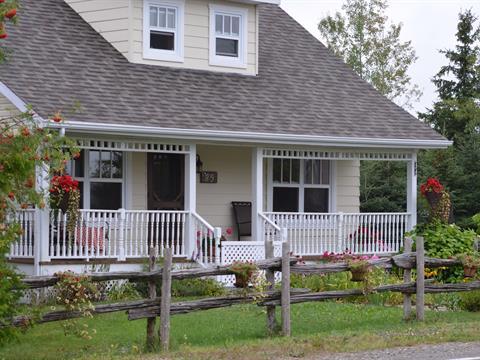 Hobby farm for sale in Saint-Gabriel-Lalemant, Bas-Saint-Laurent, 85, Avenue des Érables, 16224453 - Centris