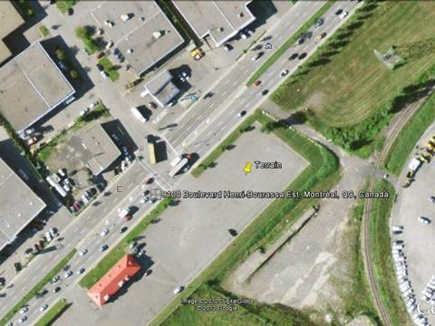 Lot for sale in Anjou (Montréal), Montréal (Island), 8100, boulevard  Henri-Bourassa Est, 20252786 - Centris