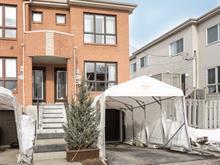 Townhouse for sale in Mercier/Hochelaga-Maisonneuve (Montréal), Montréal (Island), 2711, Rue  Aubry, 19575331 - Centris